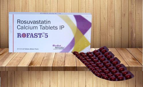 Rosuvastatin 5 mg/10 mg/20 mg