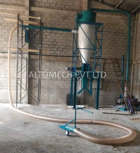 Vacuum Grain Conveyor
