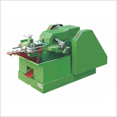 Semi Tubular Rivets Cold Heading Machine