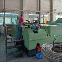 Nut making machine