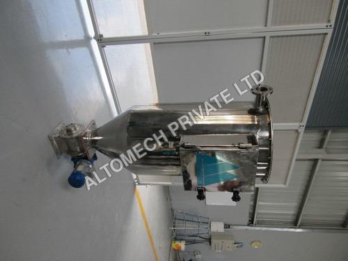 Vacuum Transfer System For Powder