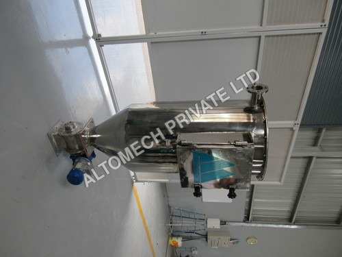 Vacuum Transfer System For Powder