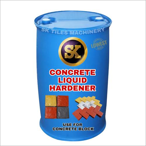 Concrete Liquid Hardener