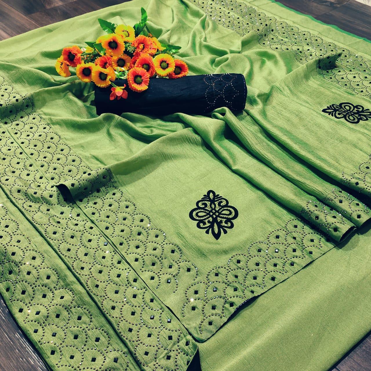 shiwrose silk saree
