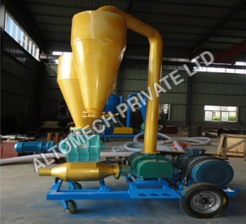 Vacuum Powder Conveying System