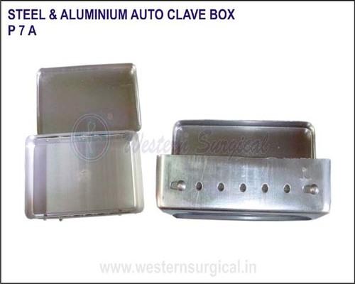 Steel & Aluminium AutoClave Box