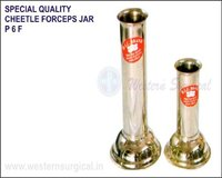 Special Quality - Cheetle Forceps Jar
