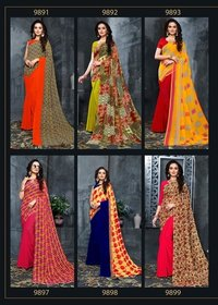 Bombay Queen -28 Saree Catalog
