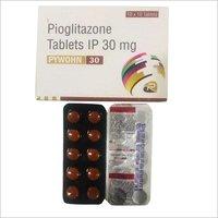 PIOGLITAZONE TABLETS