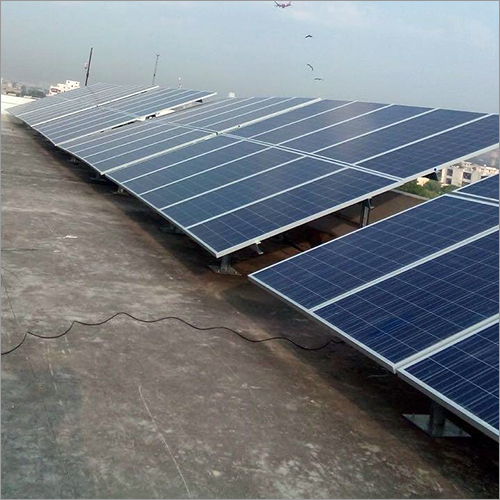 Residential On Grid Solar Plant Installation Service