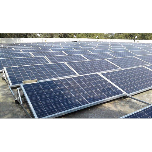 Commercial OnGrid Solar Plant Installation Service