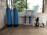 250 LPH Commercial RO Plant