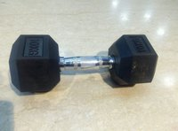Rubberized Dumbbells