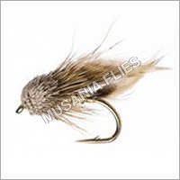 Muddler Minnow Gold Flies