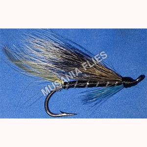 Blue Charm Salmon Flies