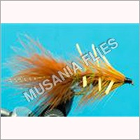 Autumn Splendor Streamer Flies