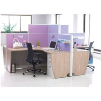 office workstation with gable end