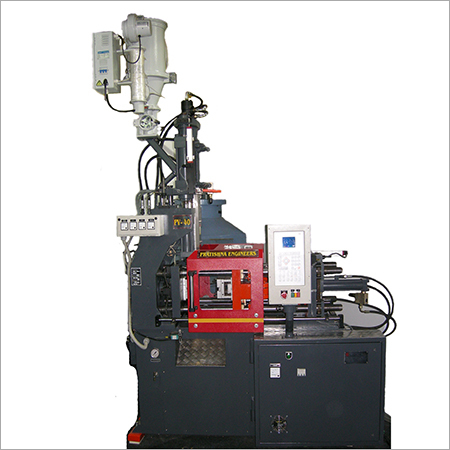 VRT SERIES VERTICAL LOCKING VERTICAL INJECTION MOULDING MACHINE