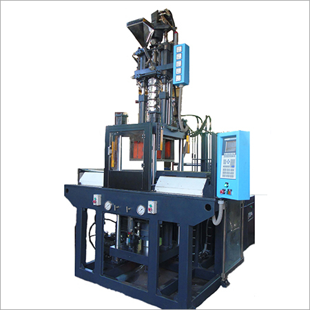 VERTICAL LOCKING VERTICAL INJECTION SLIDING DOUBLE STATION