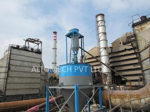 Vacuum Conveyor for Chemical Industries
