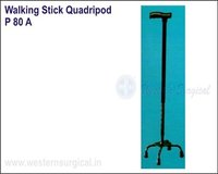 Walking Stick Quadripod