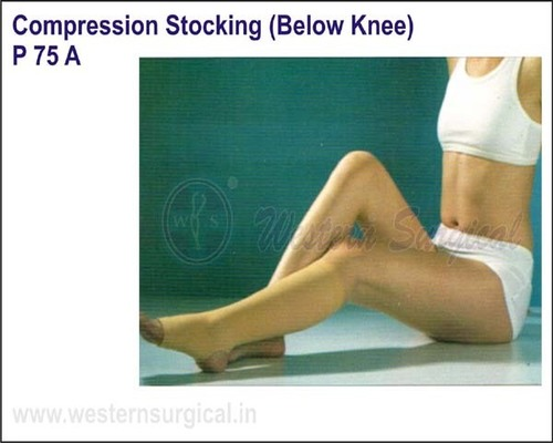 Compression Stocking Below Knee