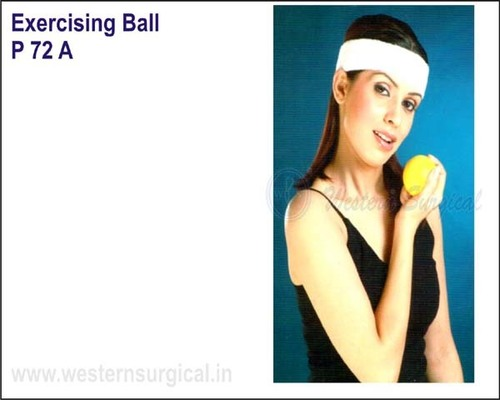 Exercising Ball