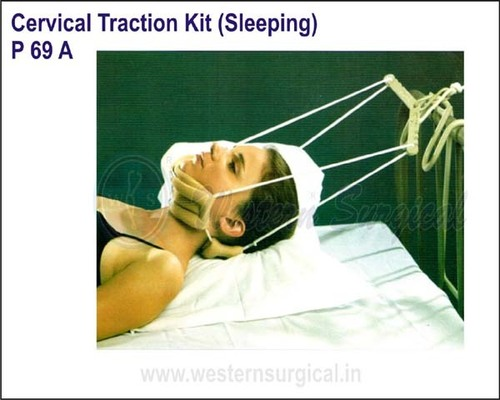 Cervical Traction Kit (Sitting)