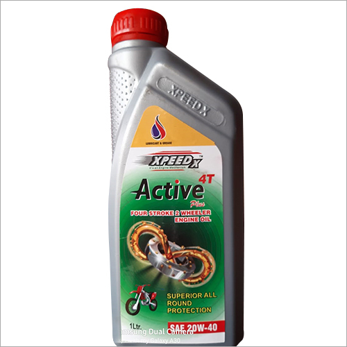 SAE 20W-40 Bike Engine Oil