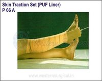 Skin Traction Set (PUF Liner)