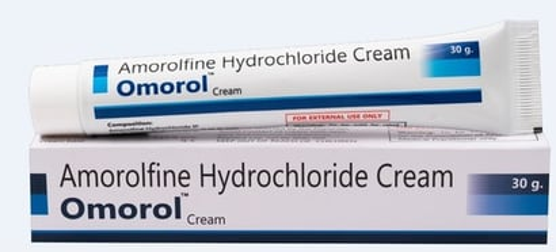 Amorolfine Hydrochloride Cream Store In Cool