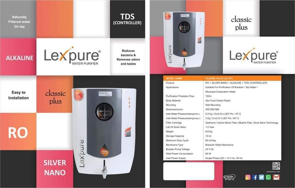 LEXPURE CLASSIC PLUS