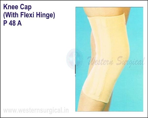 Knee cap (with flexi Hinge)