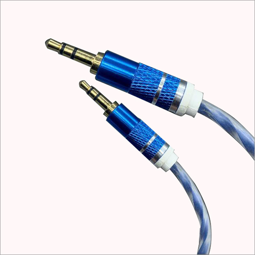 3.5mm Stereo Audio Aux Cable