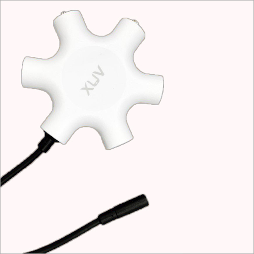 5 Way Headphone Splitter And Aux Input