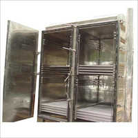 Cabinet Dyeing Machine