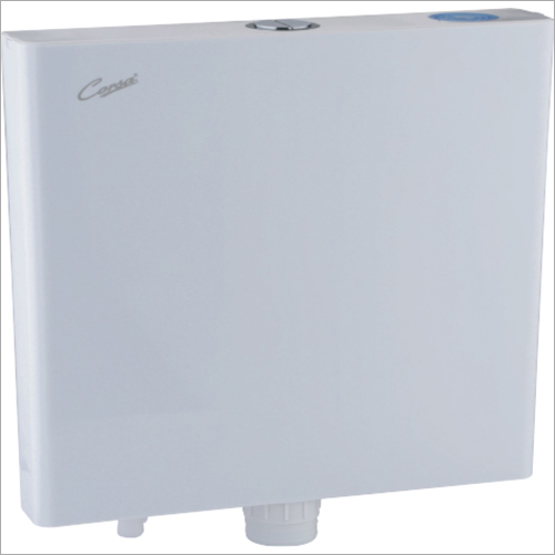Slimmest Dual Flushing Cistern With Air Freshener