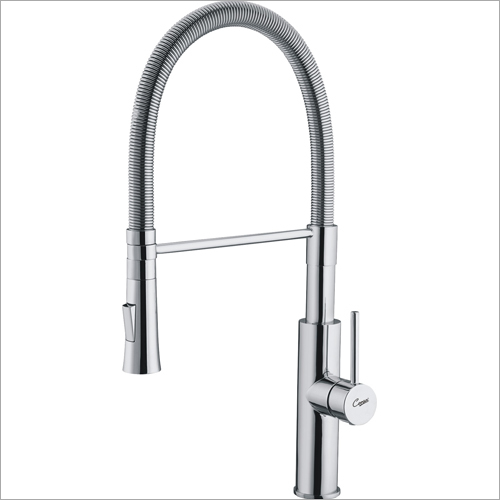 Single Lever Sink Mixer With Single Flow