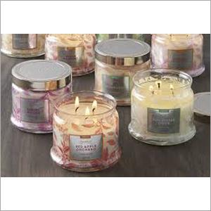 Decorative Jar Candle