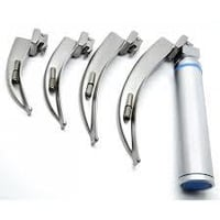 Laryngoscope With Blades