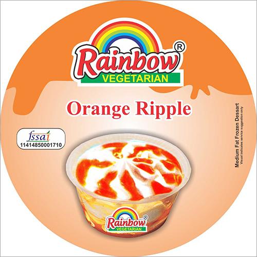 Orange Ripple