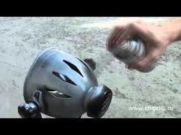 Rama Hr 200 - Heat Resisting Aluminium Paint