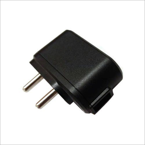 5 AMP Black Single USB Mobile Charger