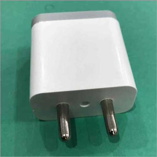 3 Amp White Single USB Mobile Charger