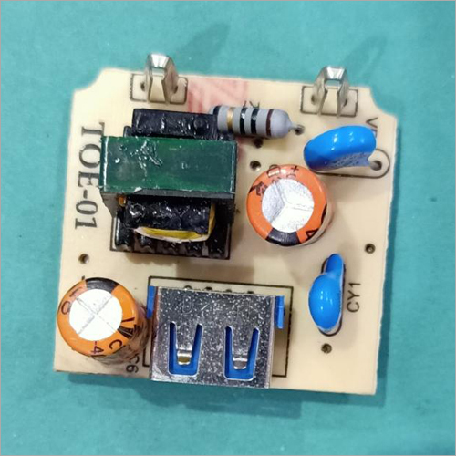 1 Amp 1 USB Charger PCB