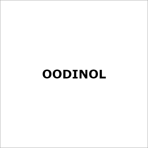 Oodinol Chemical