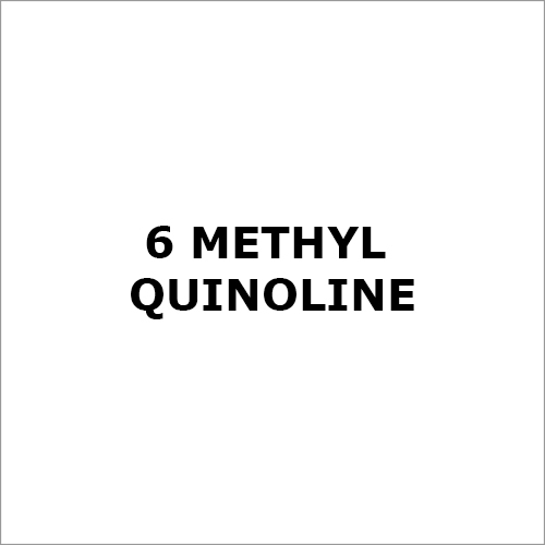 6 Methyl Quinoline Chemical