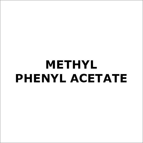 Methyl Phenyl Acetate Chemical