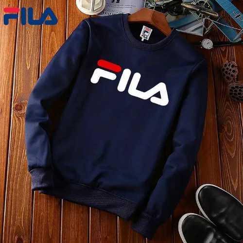 Branded logo men sweatshirt