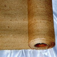 SSC Vermiculite Coated Fiberglass Fabric